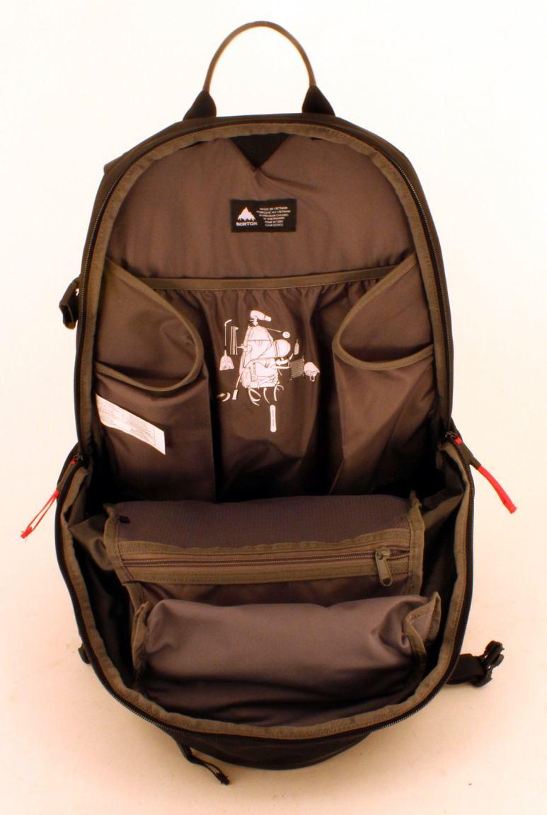Burton Riders Pack 25L 2.0 Rucksack Underpass Twill