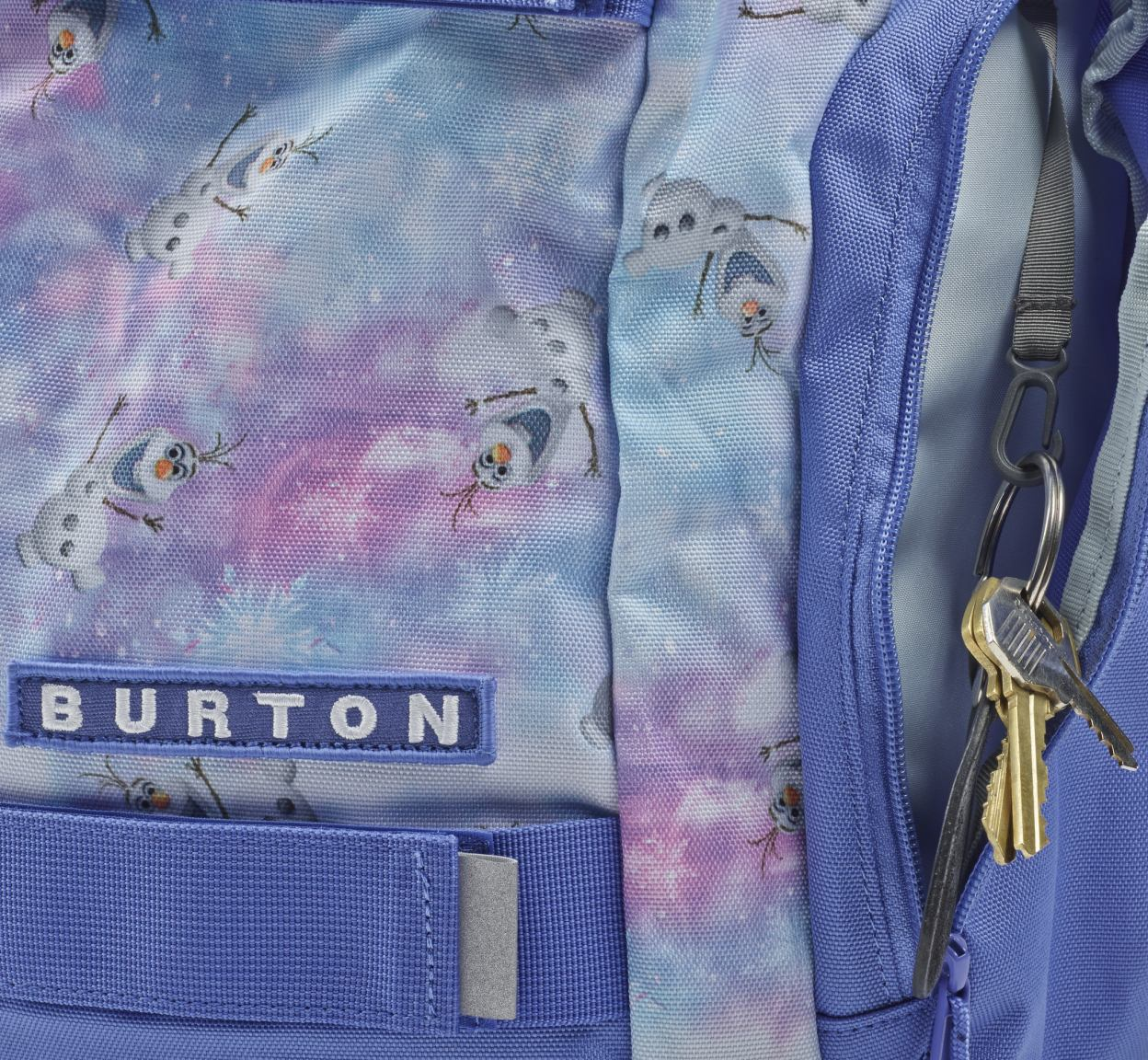 Burton Schulrucksack YTH Emphasis dunkelgrau blau Faded