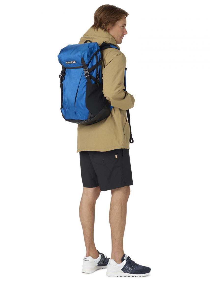 Burton Spurce Pack Skydiver Rucksack Heather (blau)
