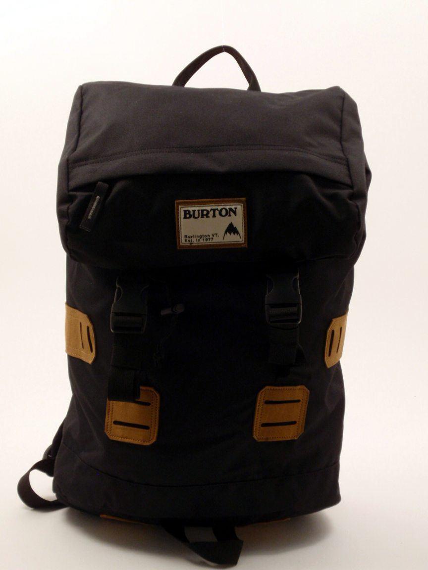 Burton Tinder Pack Rucksack Burnt Ochre Orange