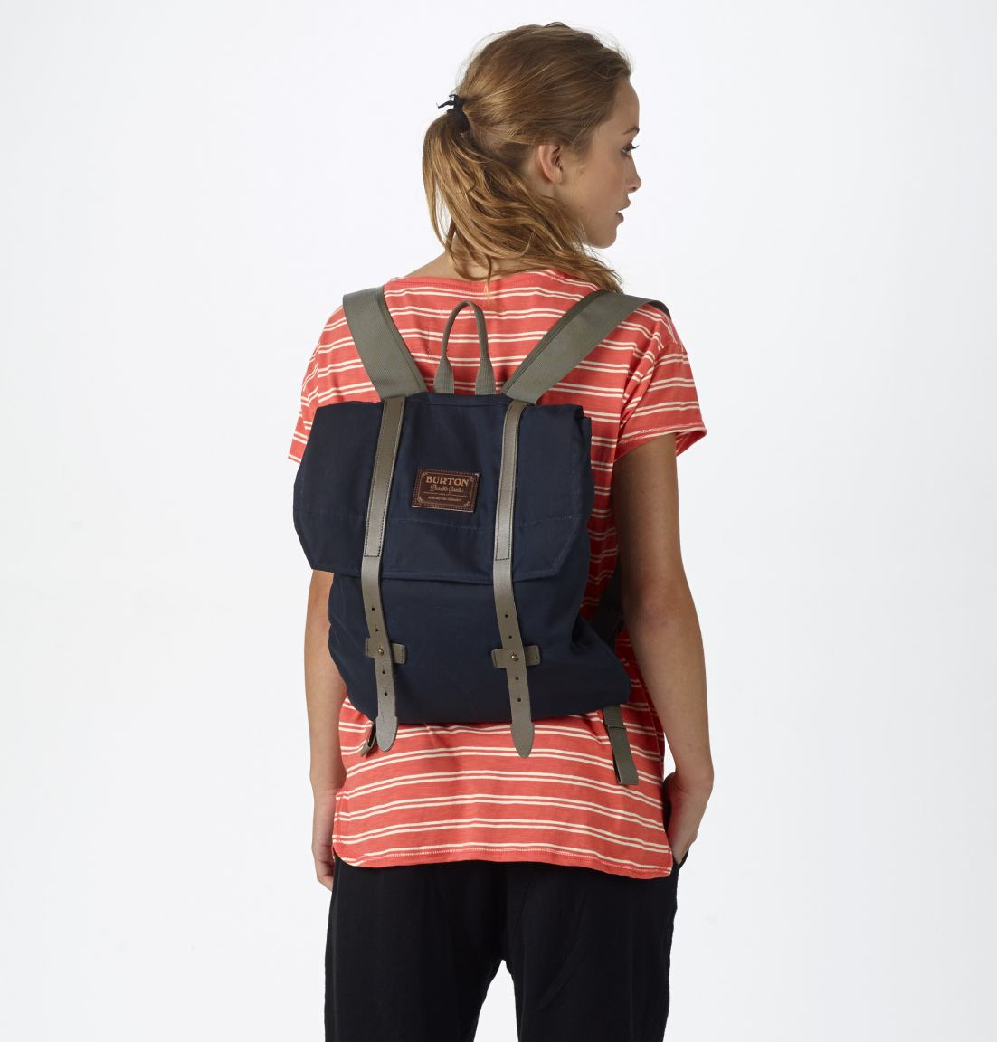 Burton WMS Taylor Pack Rucksack Blau Guatikat Yarn Dye