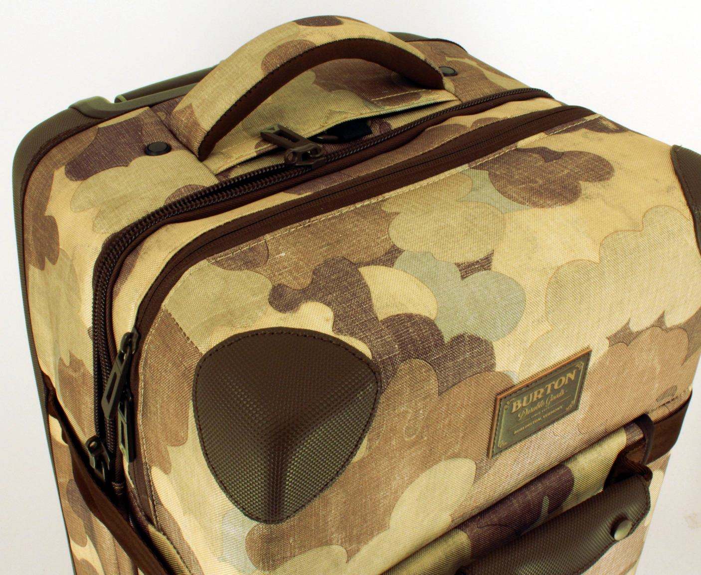 Burton Wheelie Cargo Trolley indohobo print