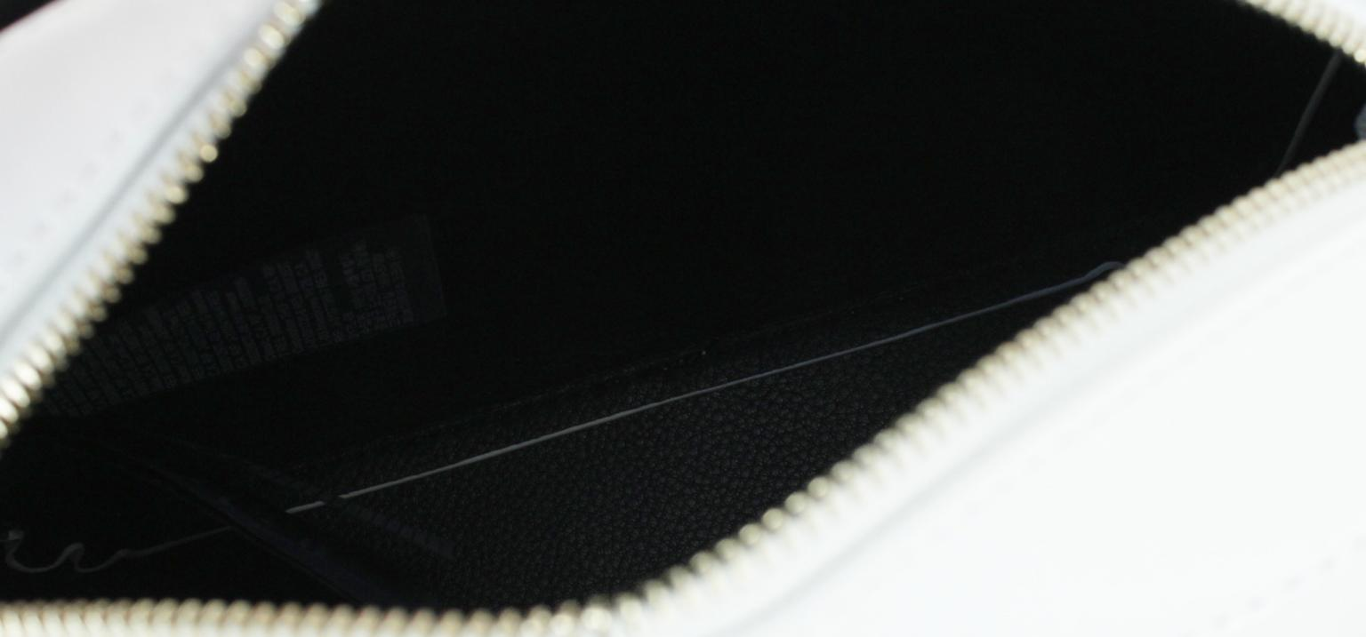 Camera Bag Tommy Hilfiger Iconic Monogramm bright white weiß