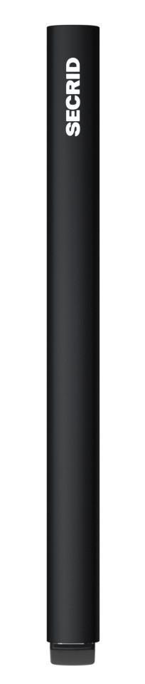 Cardprotector Laser Logo Brushed Black Secrid schwarz