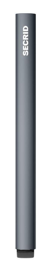 Cardprotector Secrid Laser Zigzag Titanium graviert