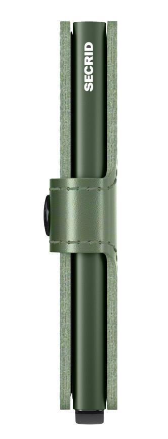 Cardprotector Secrid Miniwallet Metallic Green