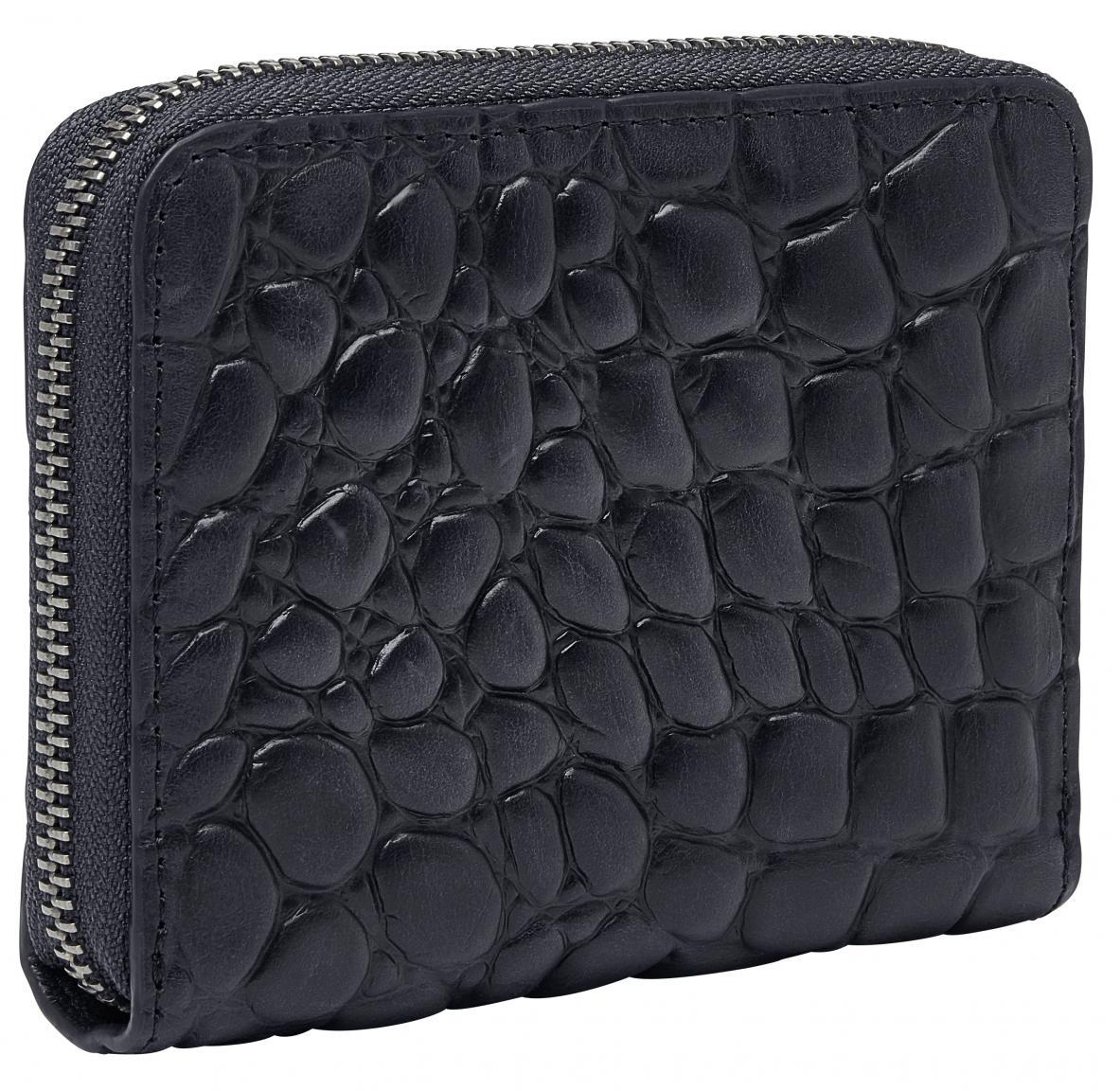 Conny Reptiloptik dunkelblau RFID Liebeskind Portemonnaie