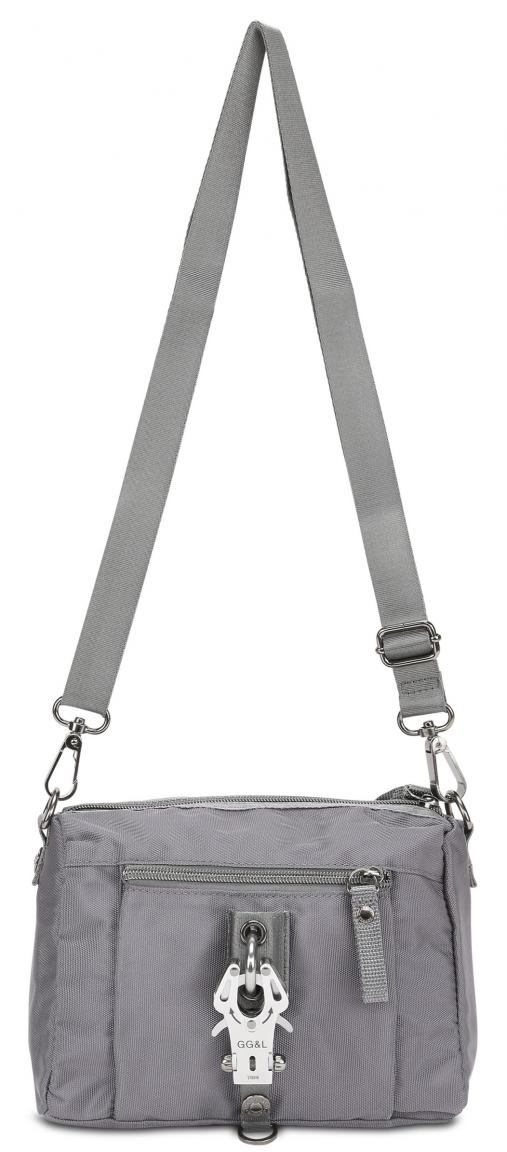Crossbody Tasche The Drops anthra magnetic George Gina Lucy GGL