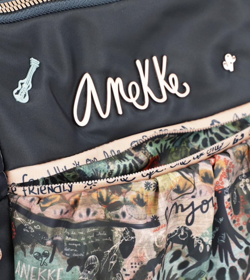 Crossoverbag Anekke Ixchel Nature Recycled Nylon