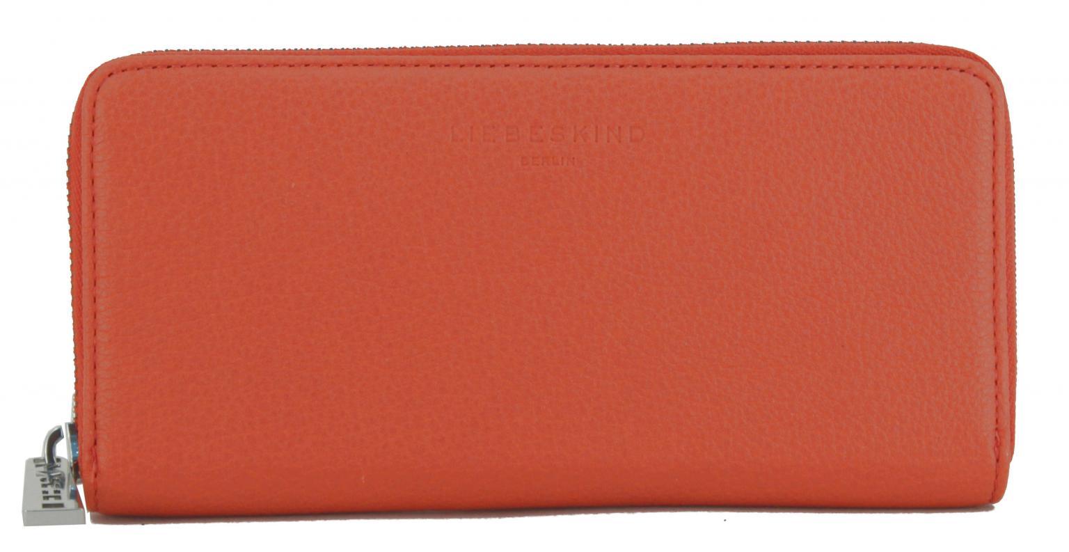 7d8db7d2578a7 Damenbrieftasche Liebeskind Berlin CoGigiH8 chili red rot orange ...