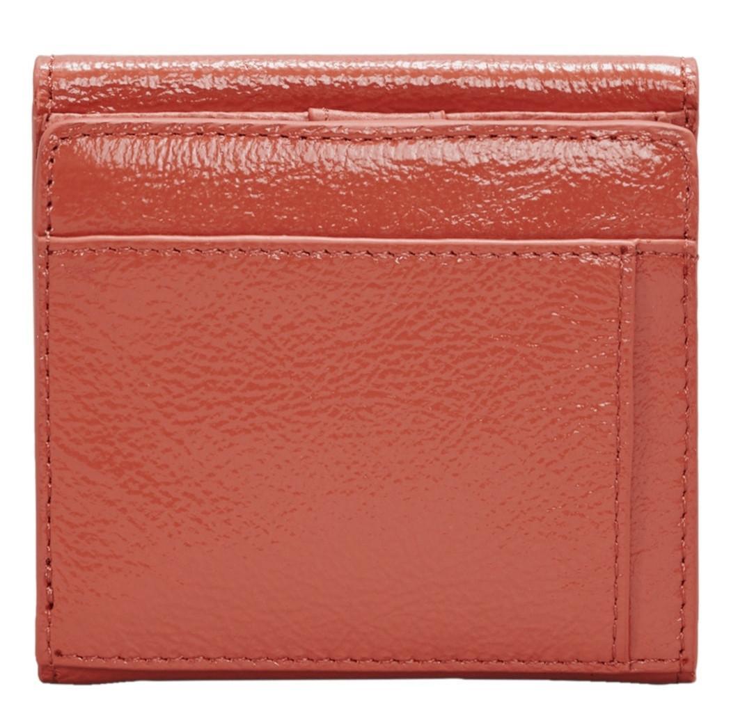 Damenportemonnaie EricaF9 Liebeskind hot red rot Glossy
