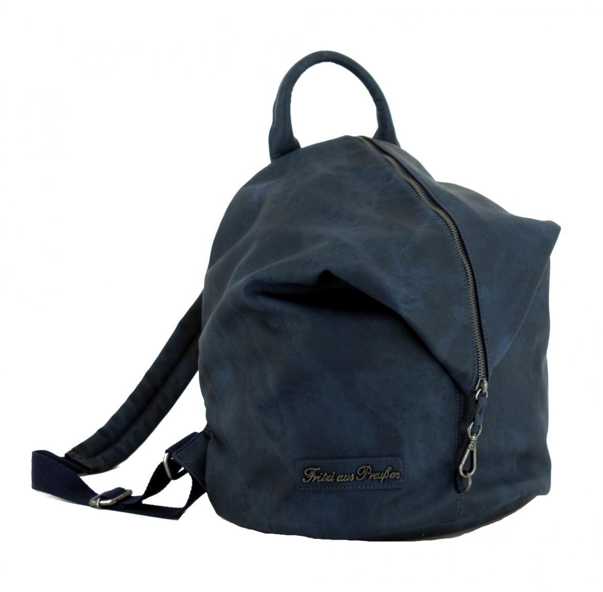Swipe FRITZI AUS PREUSSEN Backpack//Tasche Marit Rucksack Metal