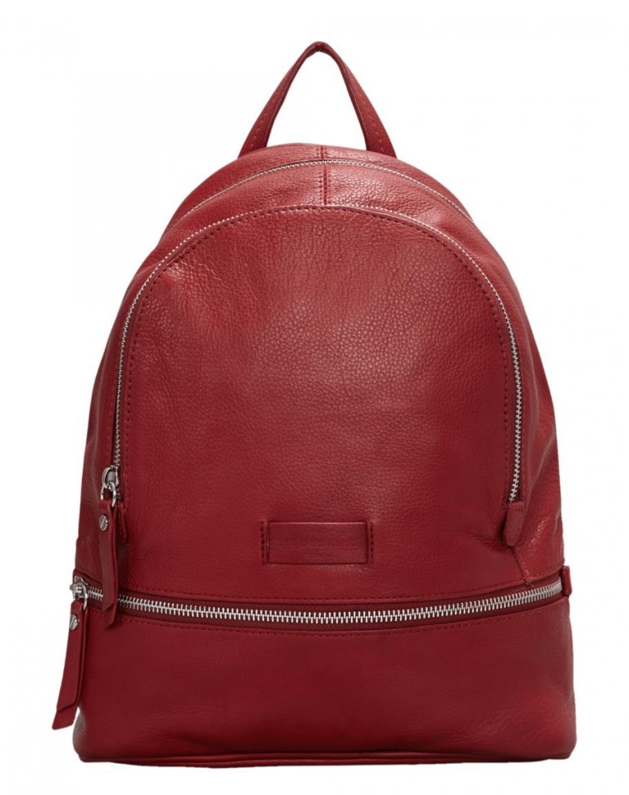 riesige Auswahl an seriöse Seite lässige Schuhe Damenrucksack Liebeskind Leder LottaE9 Vintage italian red