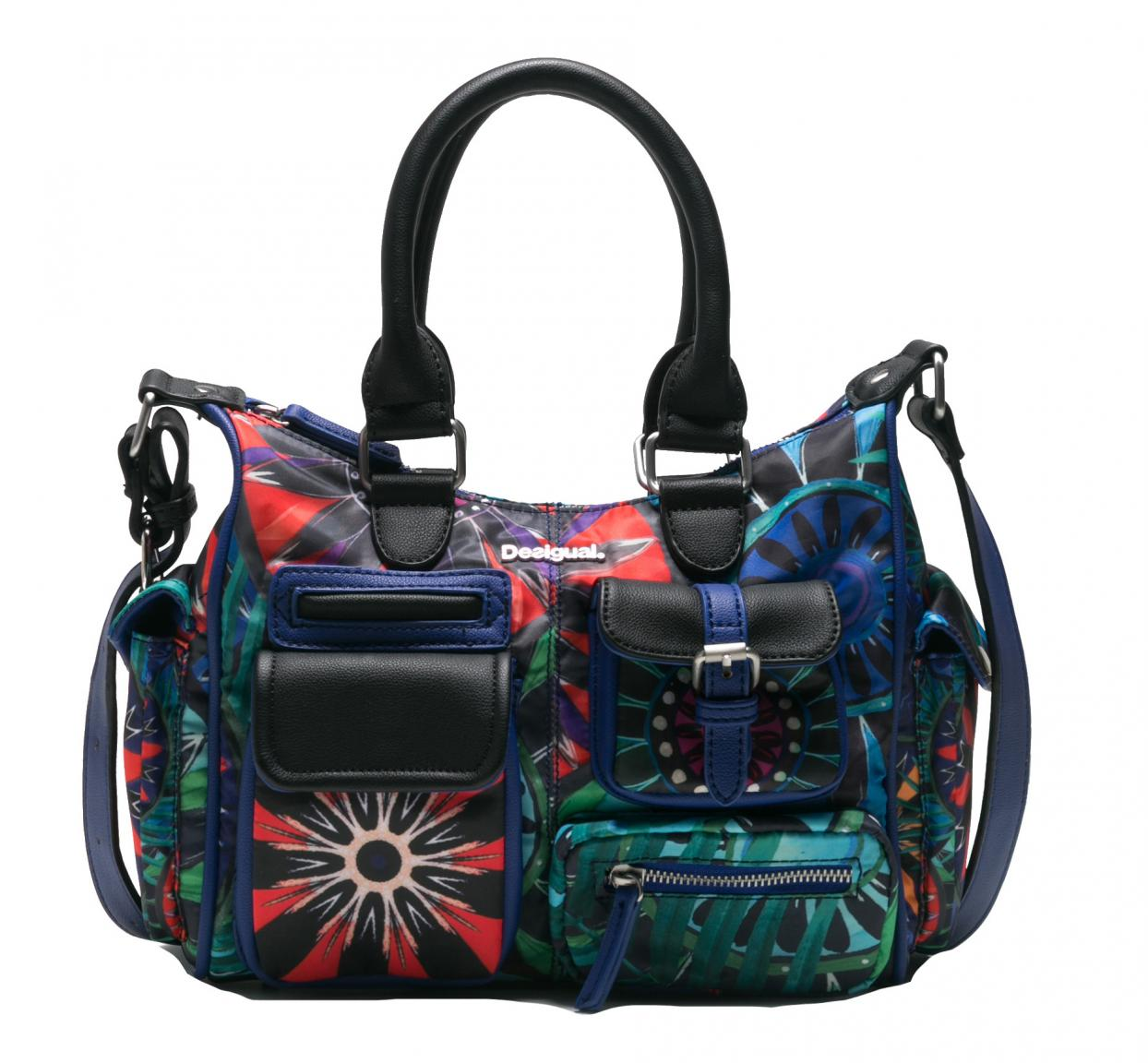 986408543a7e2 Desigual Handtasche Bols Indian Galactic London Mini - Bags   more