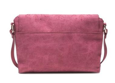 Desigual Überschlagtasche Caliope Bilbao pink bestickt