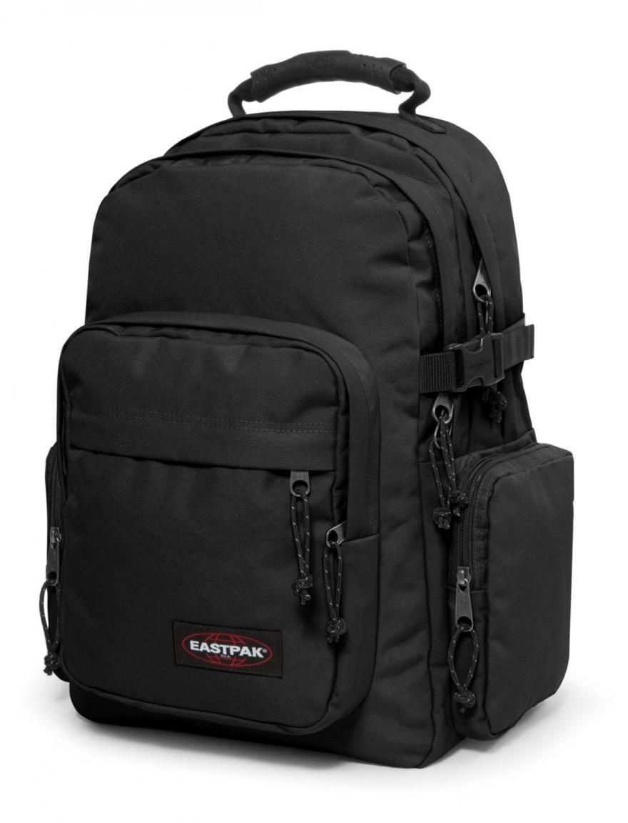eastpak sidevider rucksack laptop 15 schwarz bags more. Black Bedroom Furniture Sets. Home Design Ideas