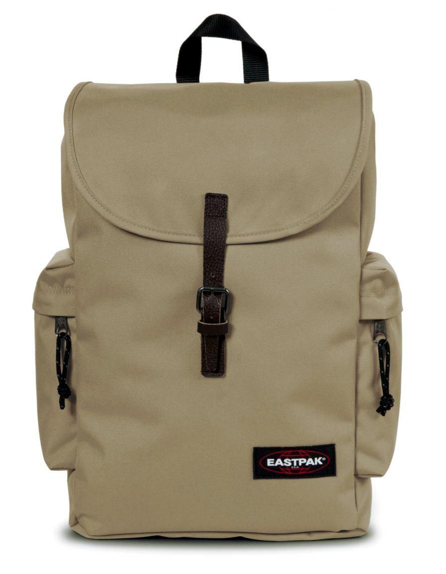 Eastpak Austin Überschlag-Rucksack Sandy Feet