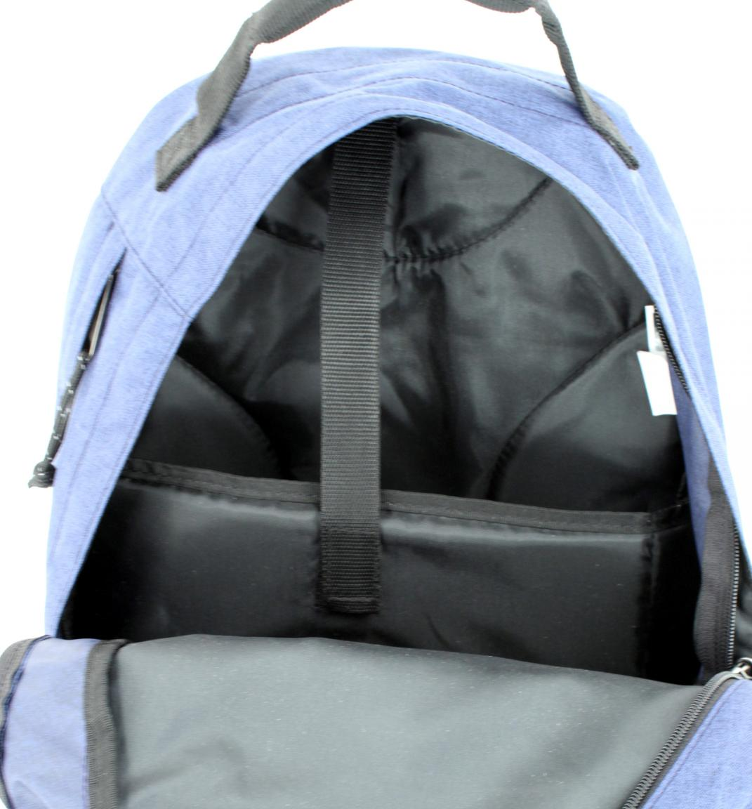 Eastpak Darian Crafty Blue Rucksack mit Laptopfach blau