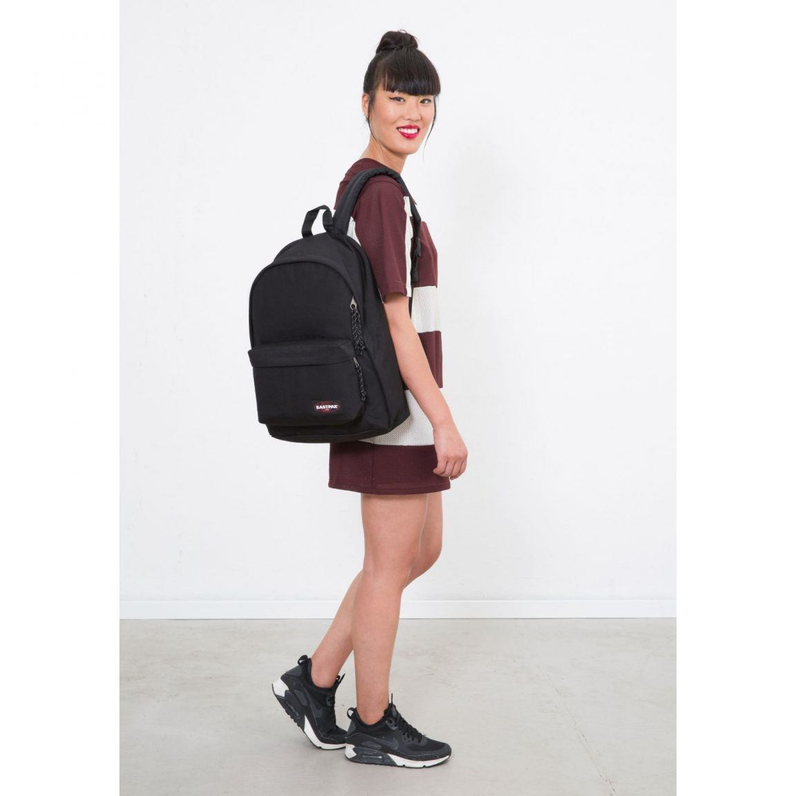 Eastpak Out Of Office Rucksack Notebookefach Into Sambal Braun