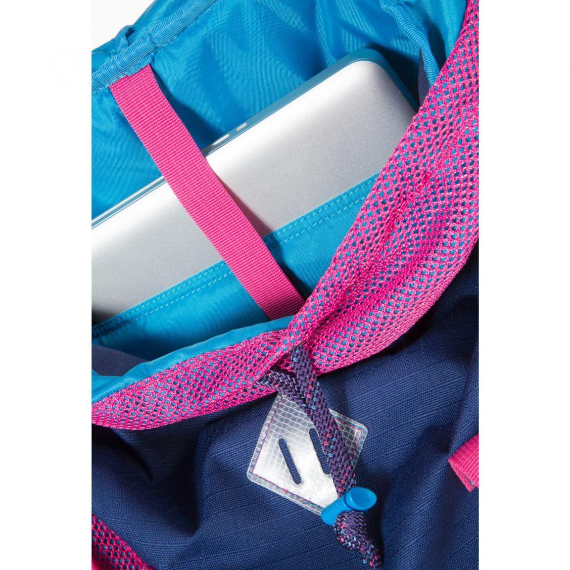 Eastpak Schulrucksack Climber Neothentic pimpd blue