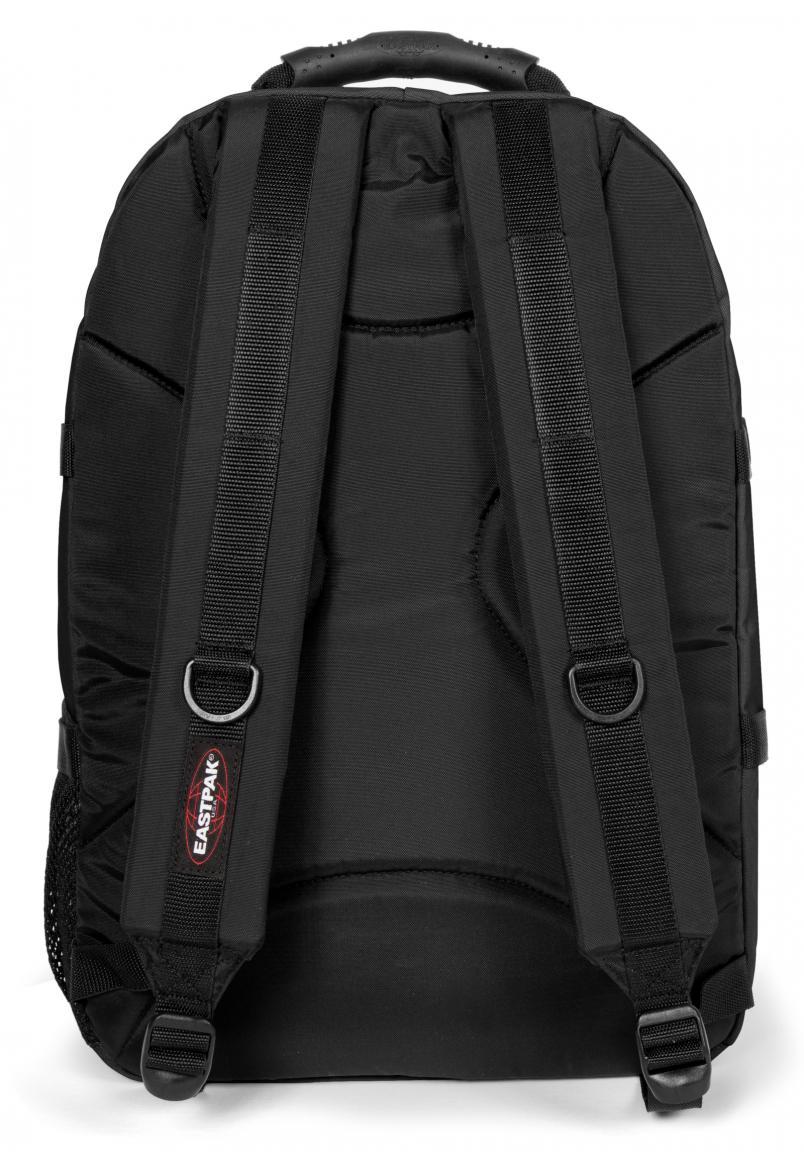 Eastpak Schultasche Laptopfach schwarz gepolstert Wolf Black