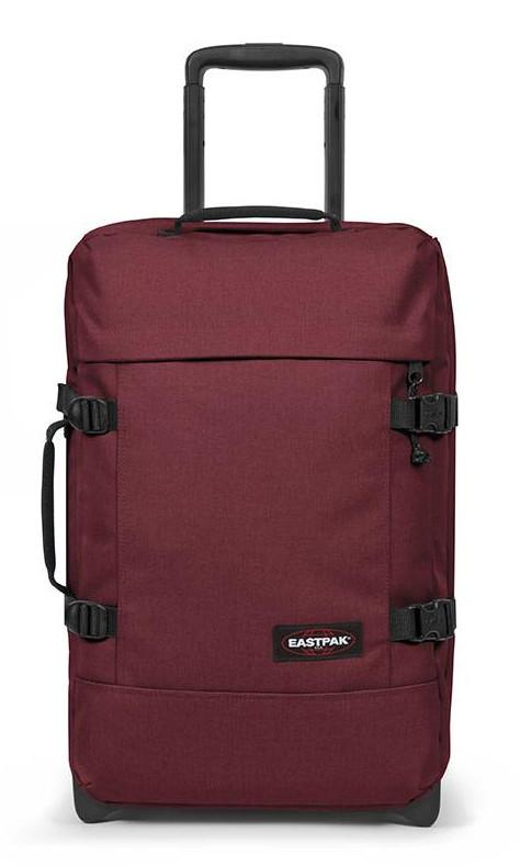 Eastpak Tranverz S Kabinentrolley Crafty Wine dunkelrot