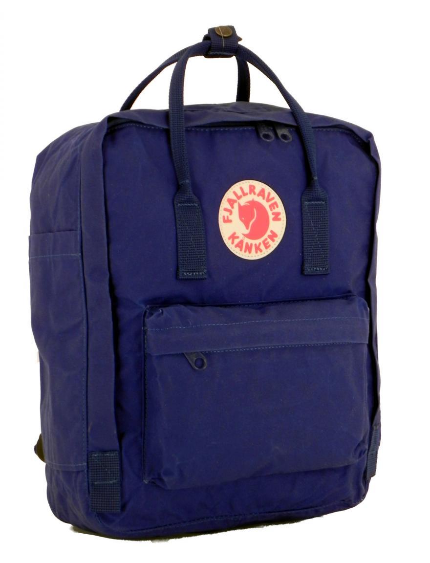 Fjällraven Kanken Rucksack Daypack Blau (Deep Blue)