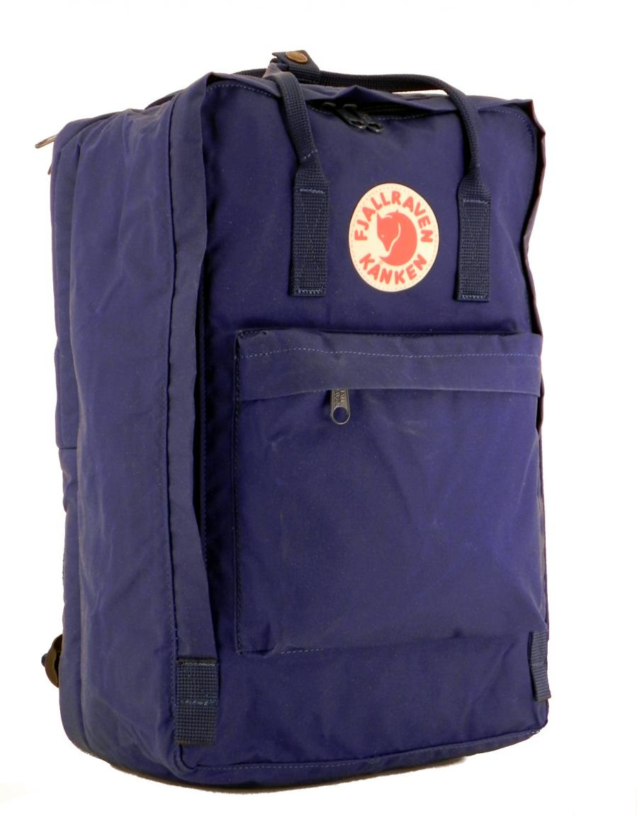 Fjällraven Kanken17 Notebookrucksack Deep Blue
