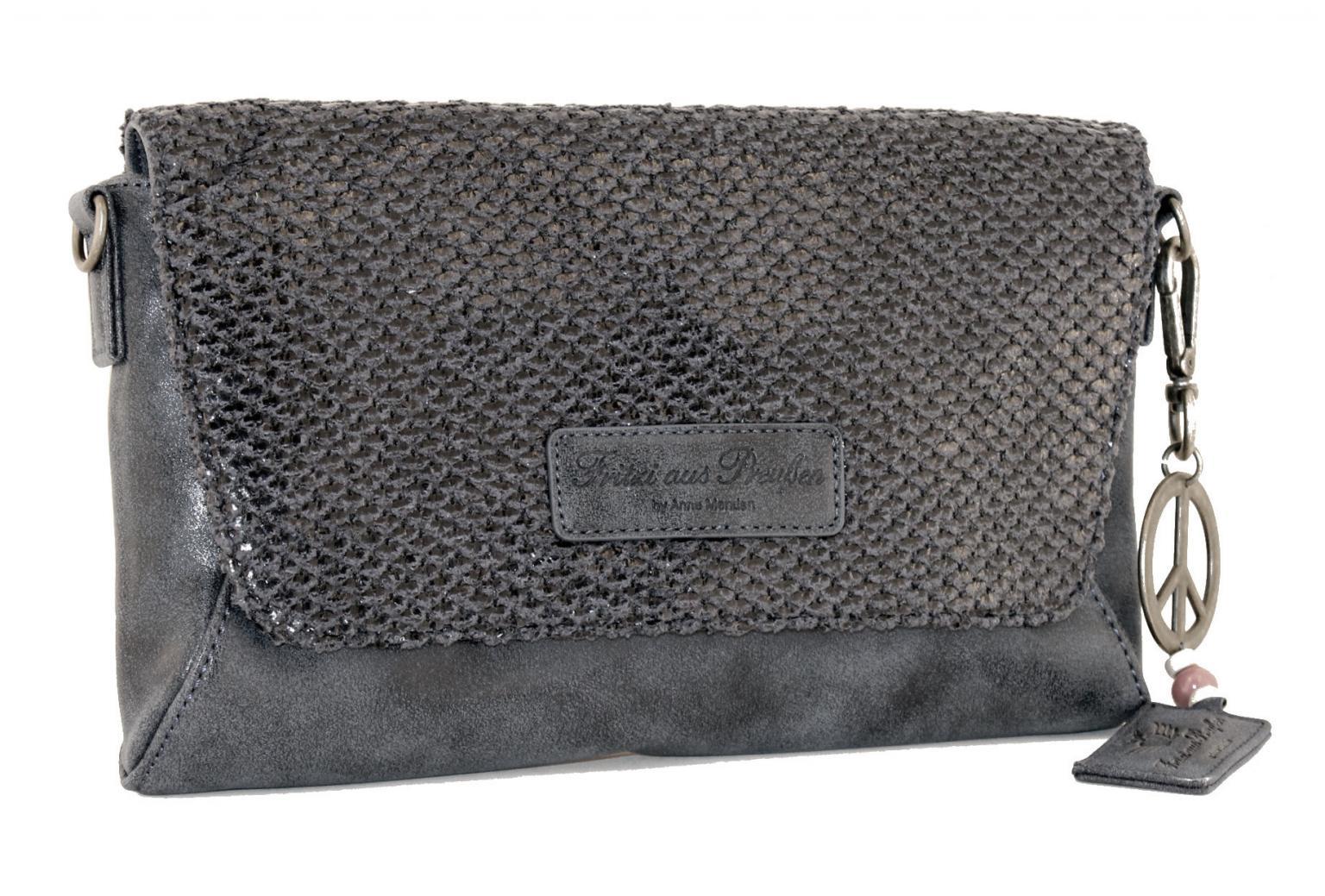 fritzi aus preu en clutch allana peace scaly grey schuppen. Black Bedroom Furniture Sets. Home Design Ideas