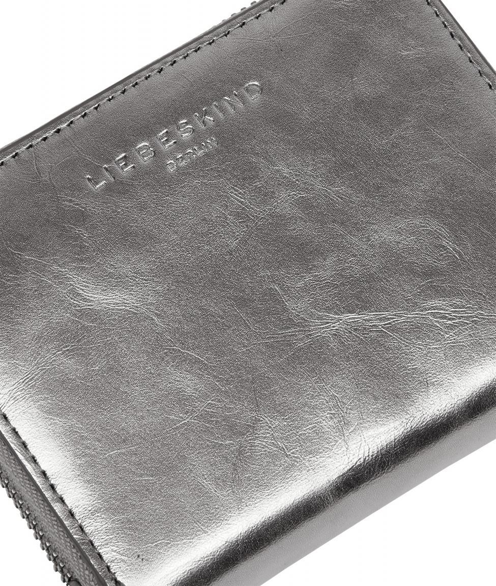 Geldbeutel Damen Liebeskind Berlin ConnyC20 Silver RFID