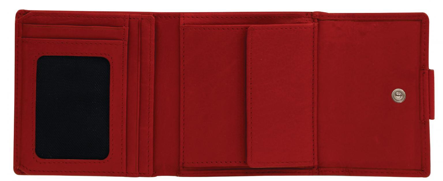 Geldbeutel Maitre kirschroth Dalene Wallet rot RFID