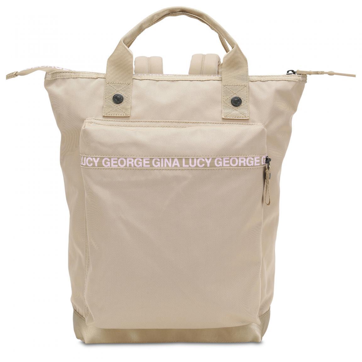 George Gina Lucy Alltagsrucksack The Monokissed beige rose