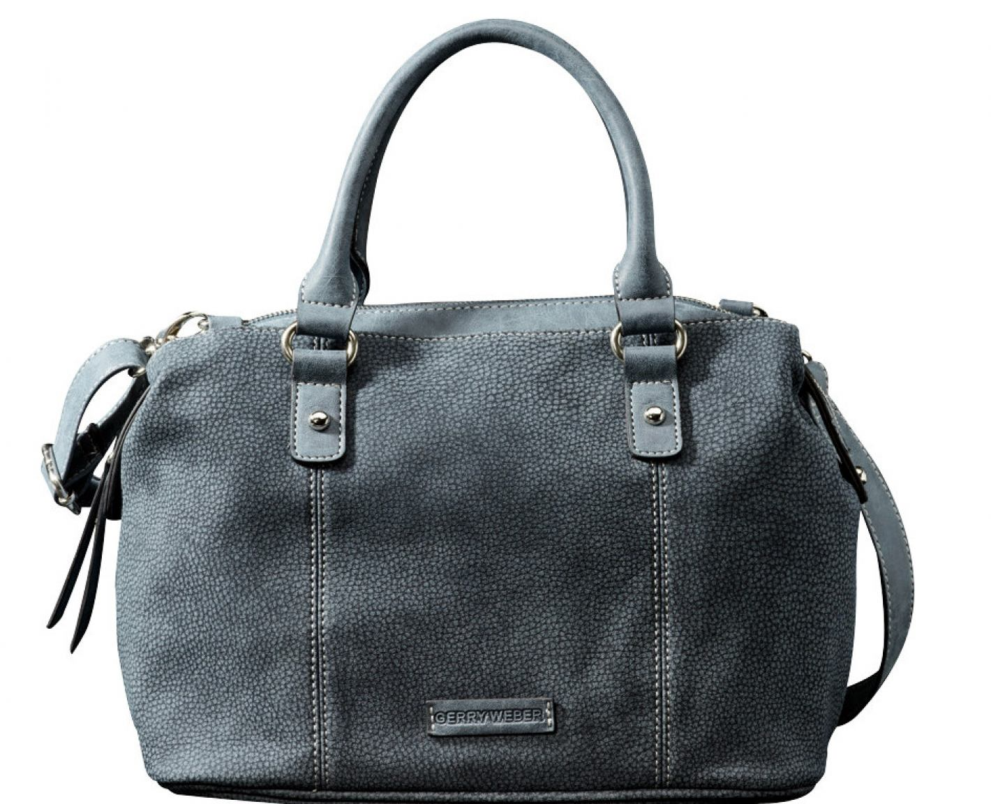gerry weber handtasche m my way dunkelblau bags more. Black Bedroom Furniture Sets. Home Design Ideas