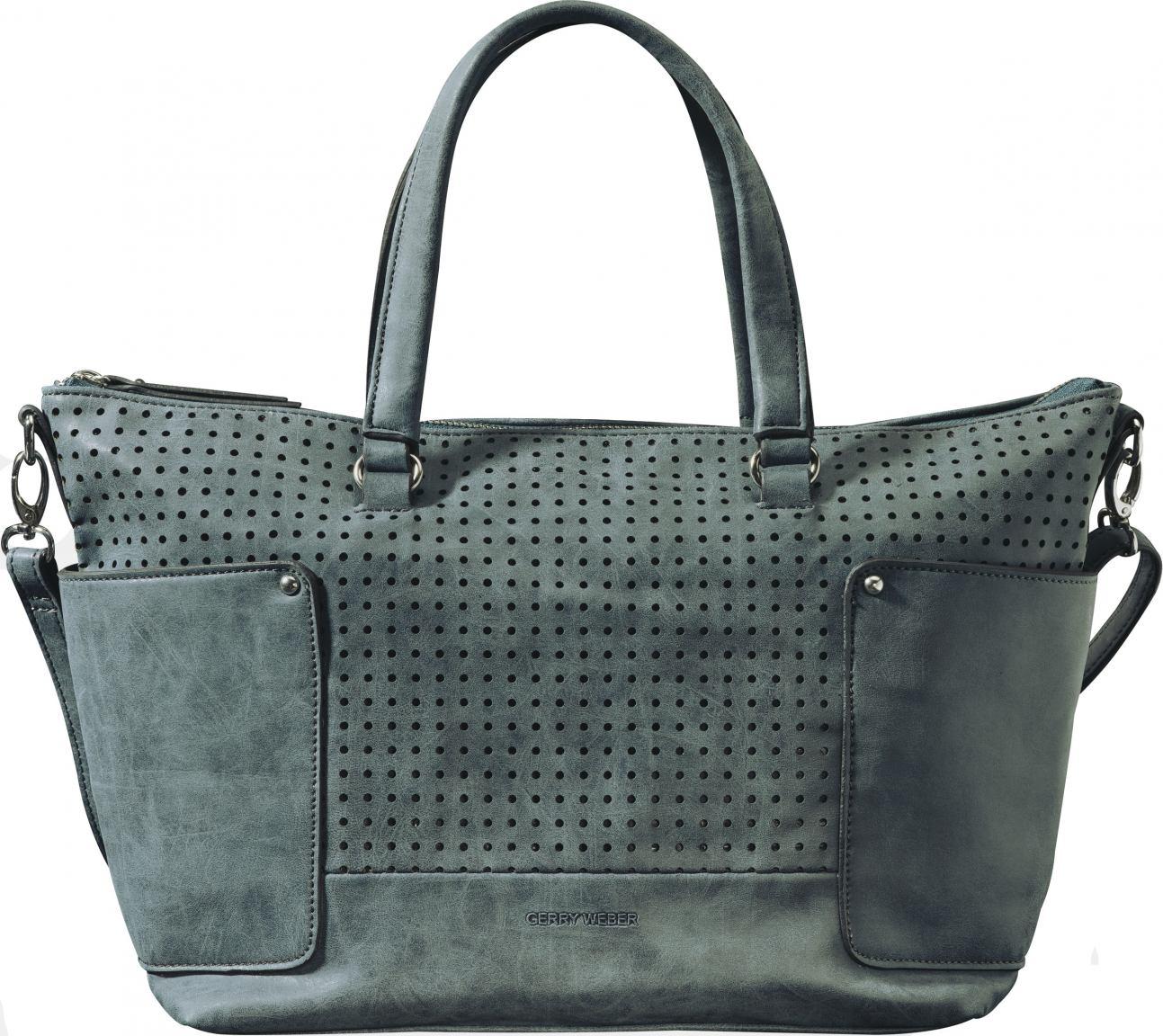 gerry weber handtasche m street spirit dark blue bags more. Black Bedroom Furniture Sets. Home Design Ideas