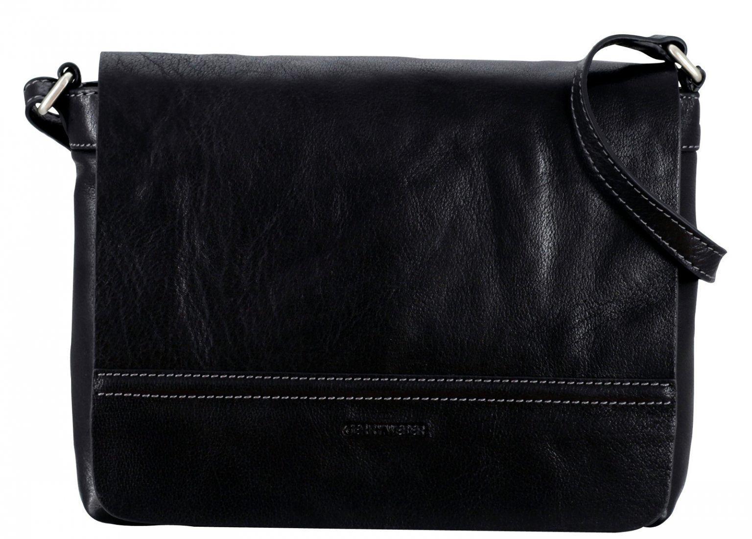 Gerry Weber Flap Bag Lugano Überschlagtasche schwarz