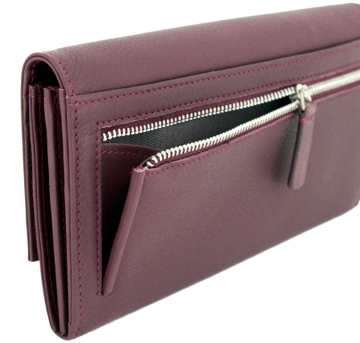 Gerry Weber Geldbörse Toledo burgundy violett