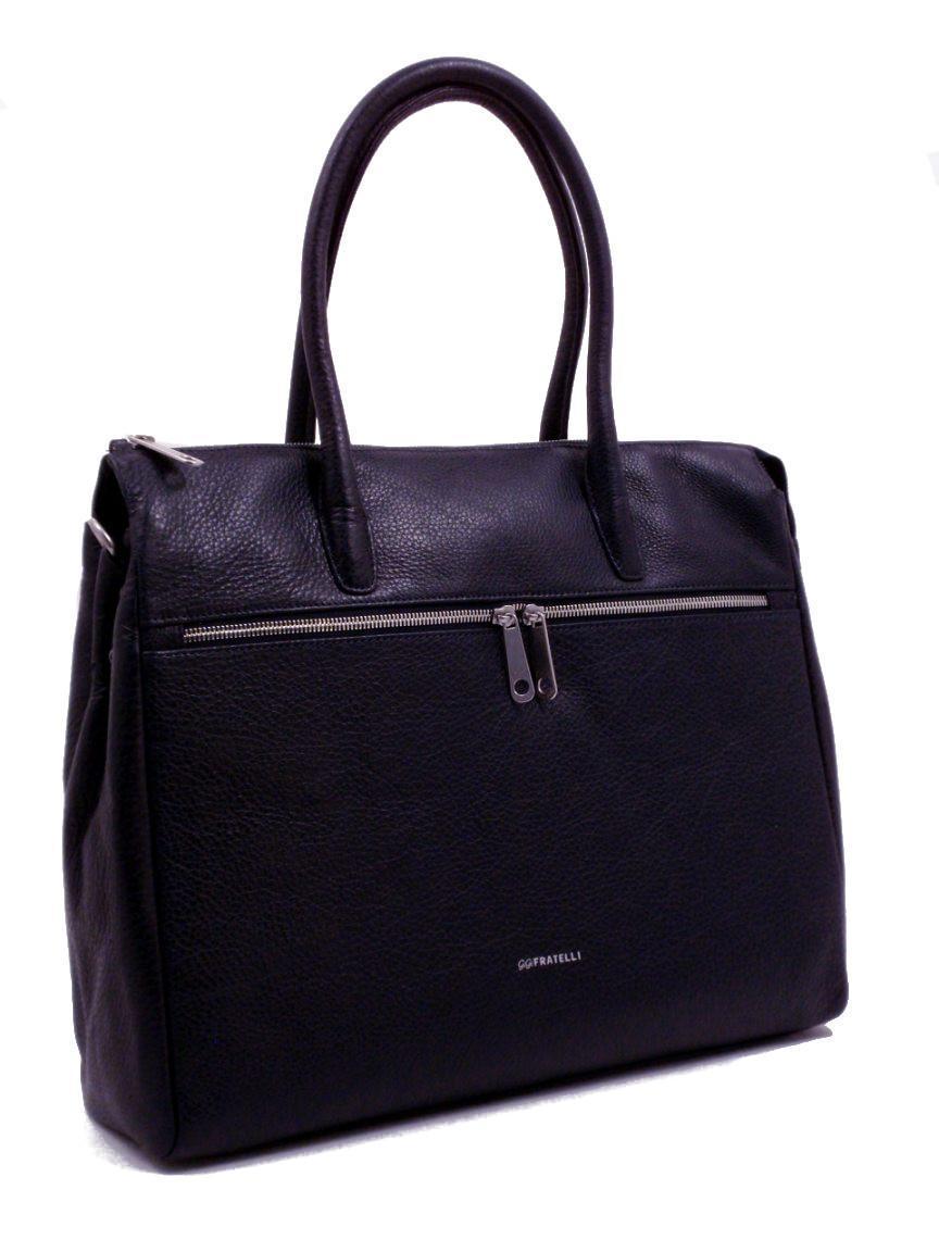 GiGi Fratelli Businesstasche für Damen Dunkelblau Navy