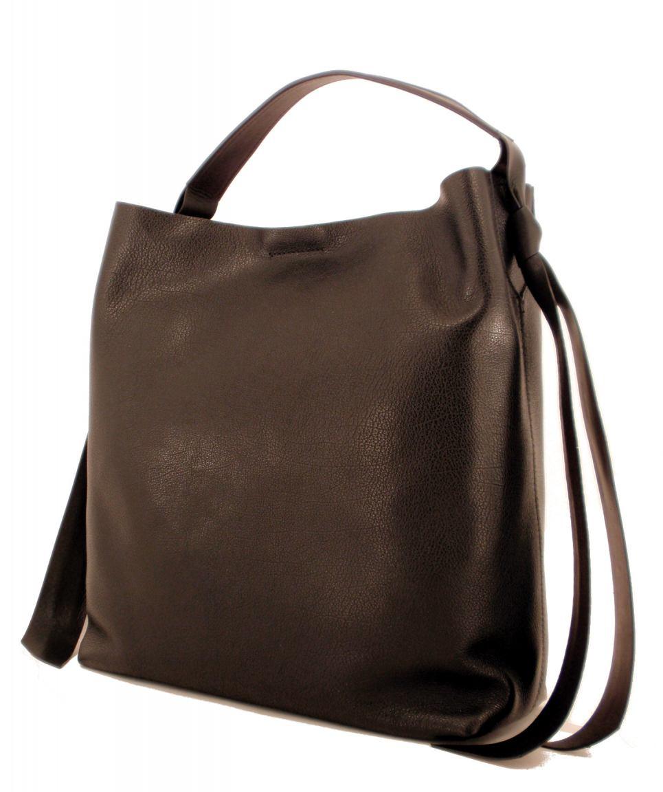 gianni chiarini beuteltasche leder schwarz bags more