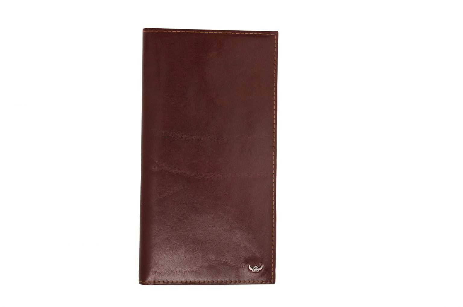 Golden Head Colorado Kreditkarten-Brieftasche tabacco