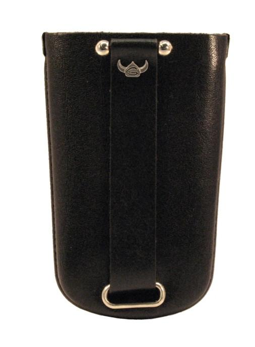 Golden Head Schlüsseletui Colorado Classic schwarz Leder
