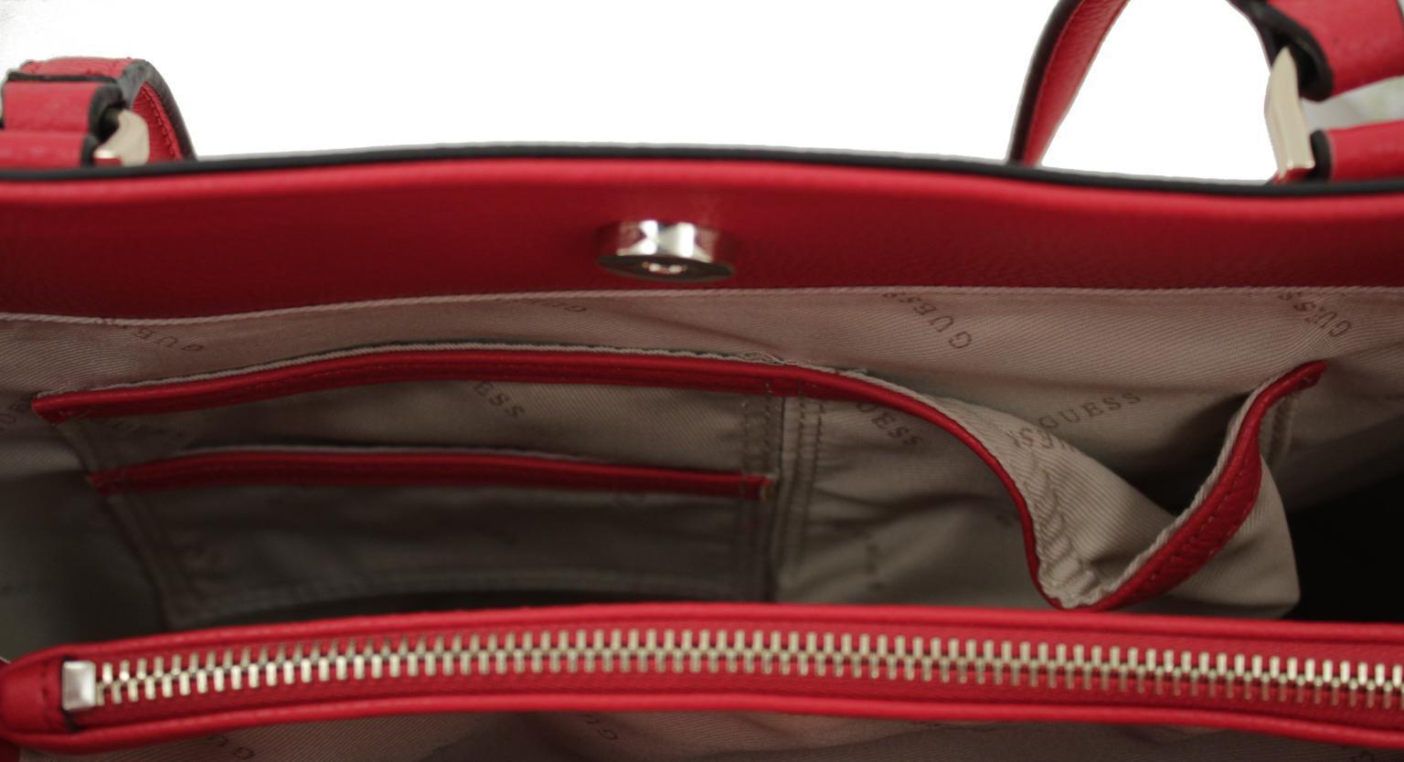 Guess Becca Handtasche red rot
