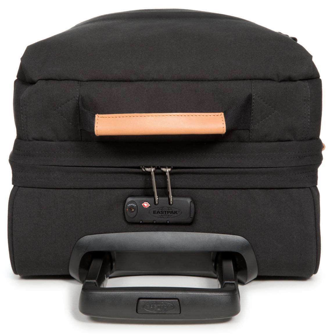 Handgepäckstrolley schwarz Eastpak Tranverz S schwarz