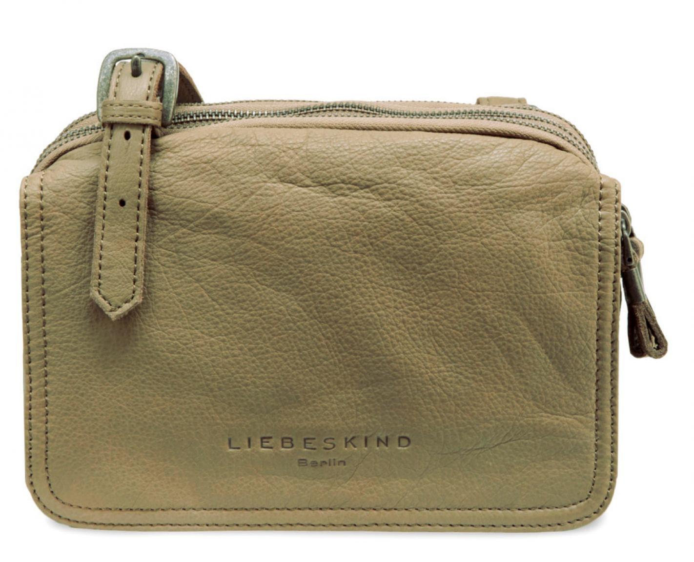 handtasche liebeskind maike6 new flint grau bags more. Black Bedroom Furniture Sets. Home Design Ideas