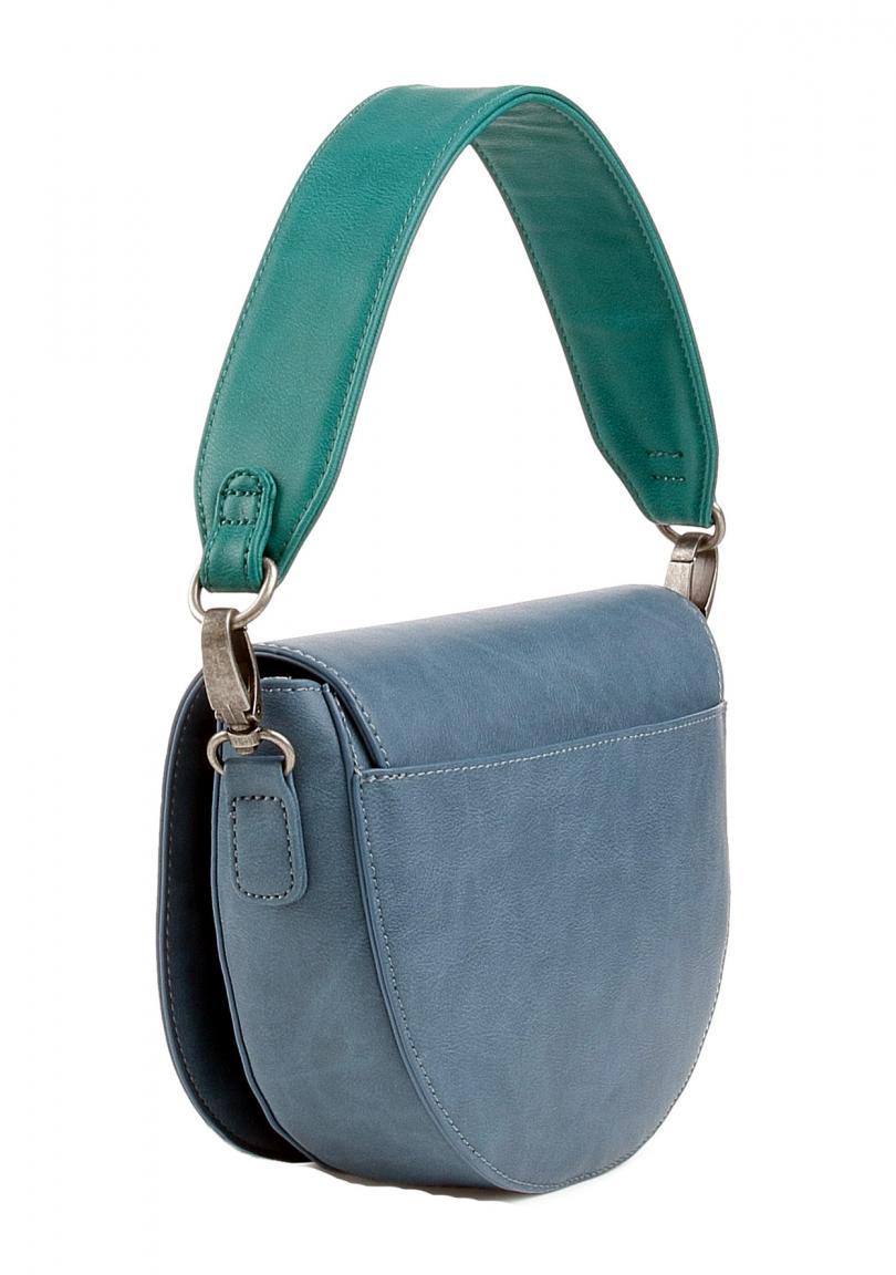 Handtasche Fritzi aus Preußen Avalon Philo blau grün Pacific