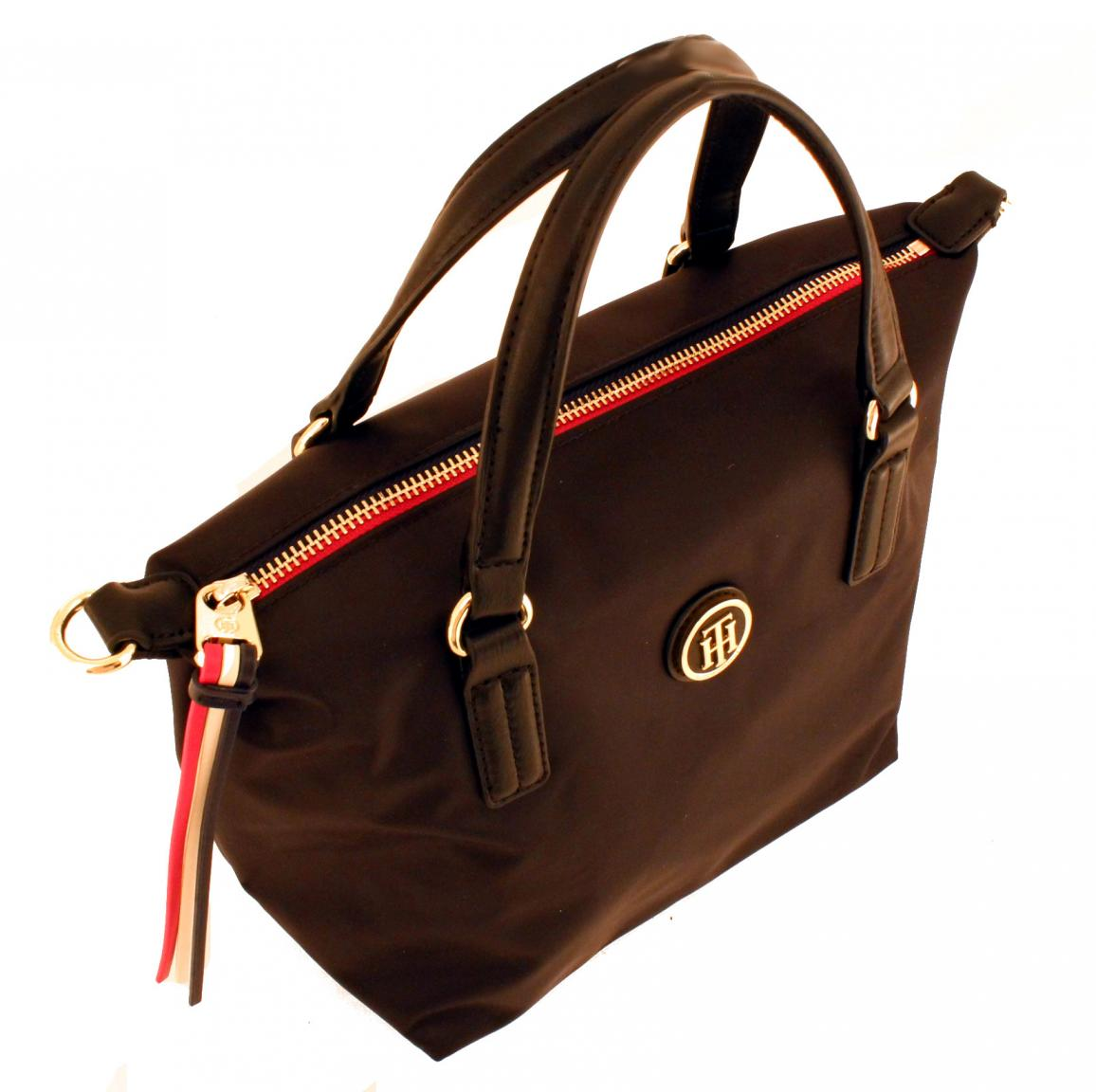 Handtasche Tommy Hilfiger Poppy Small Tote rot