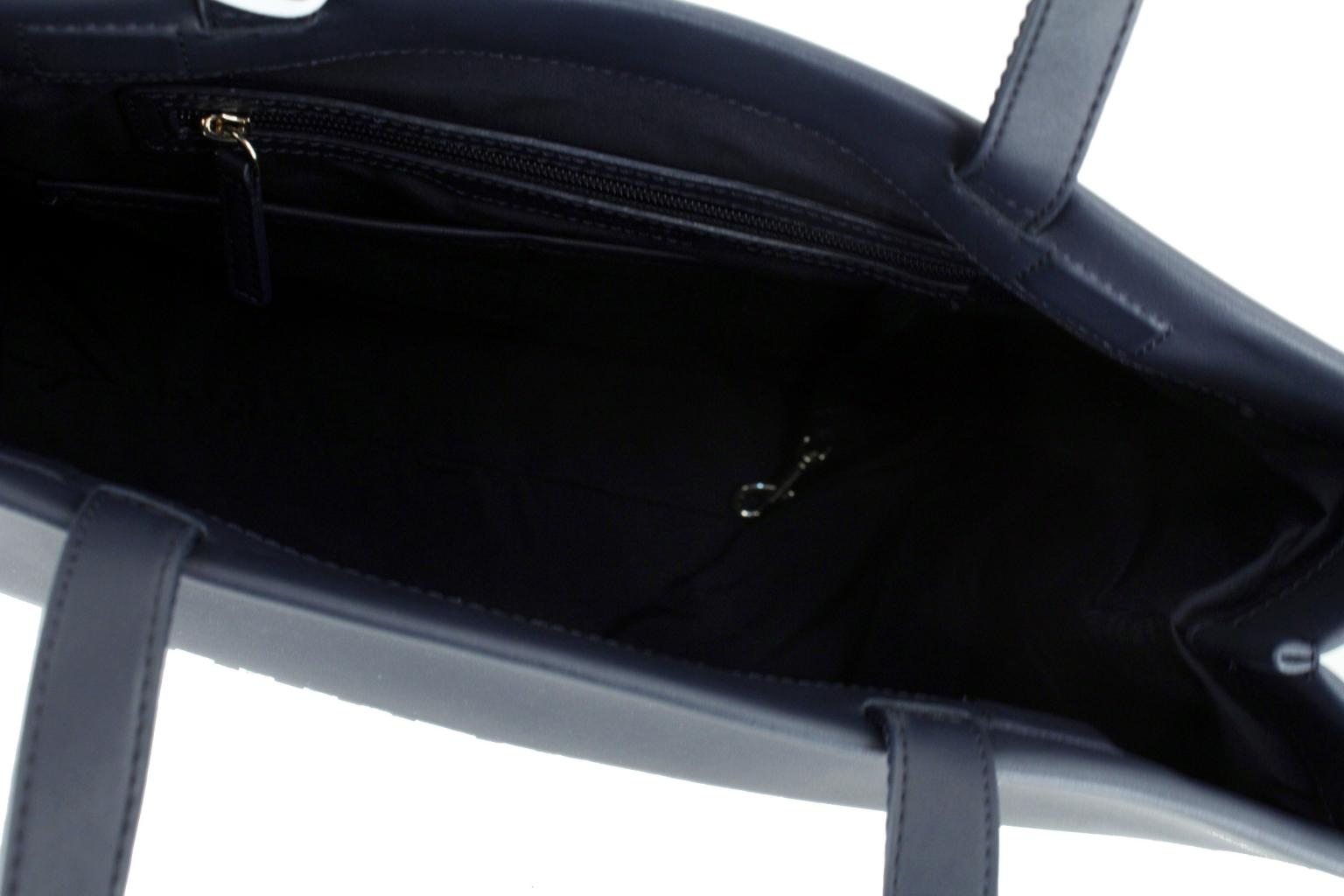 Handtasche dunkelblau Shopping Bag Tommy Hilfiger dunkelblau