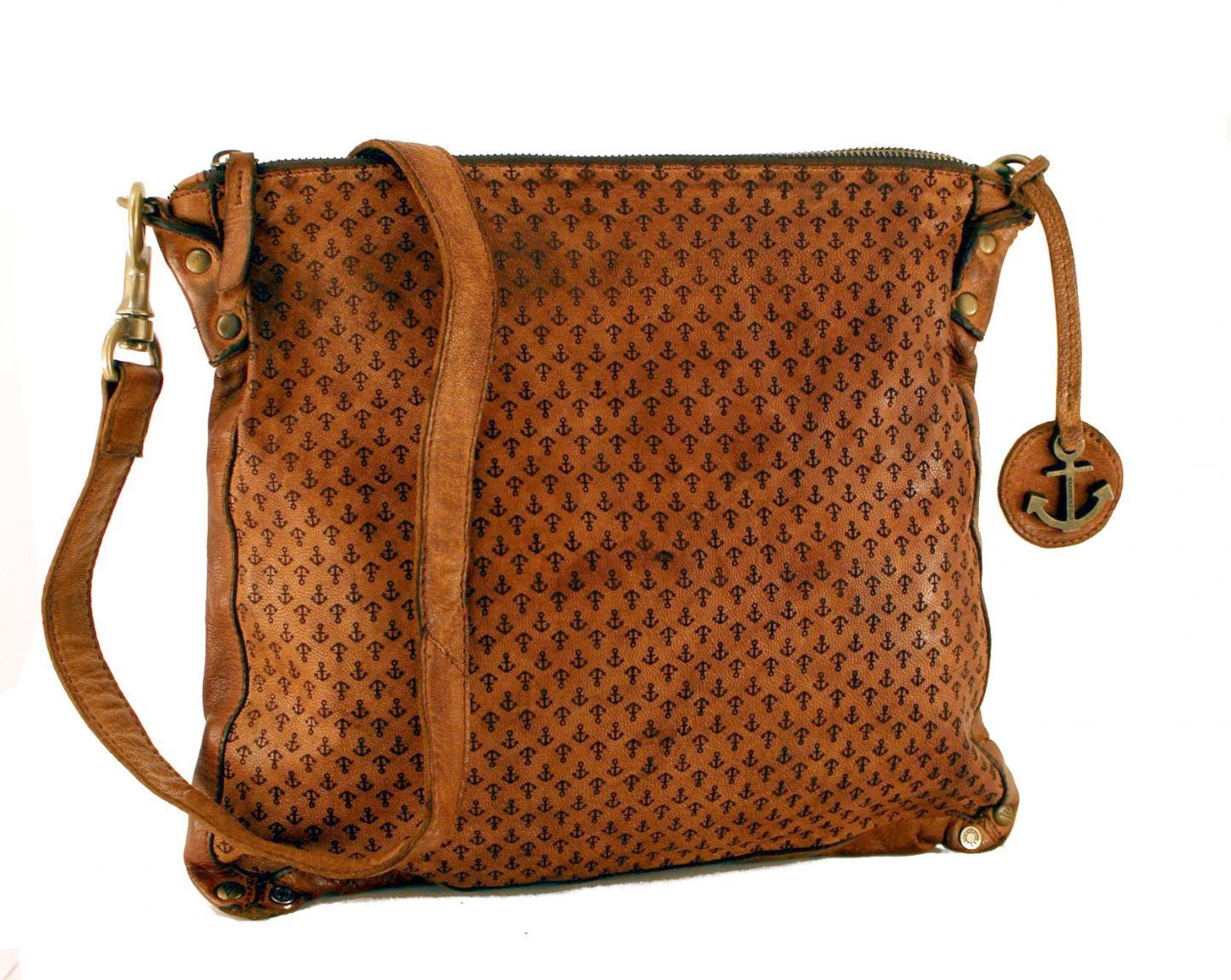 8f03c97f8518f Harbour 2nd Viktoria Ledertasche Umhängeriemen Cognac - Bags   more