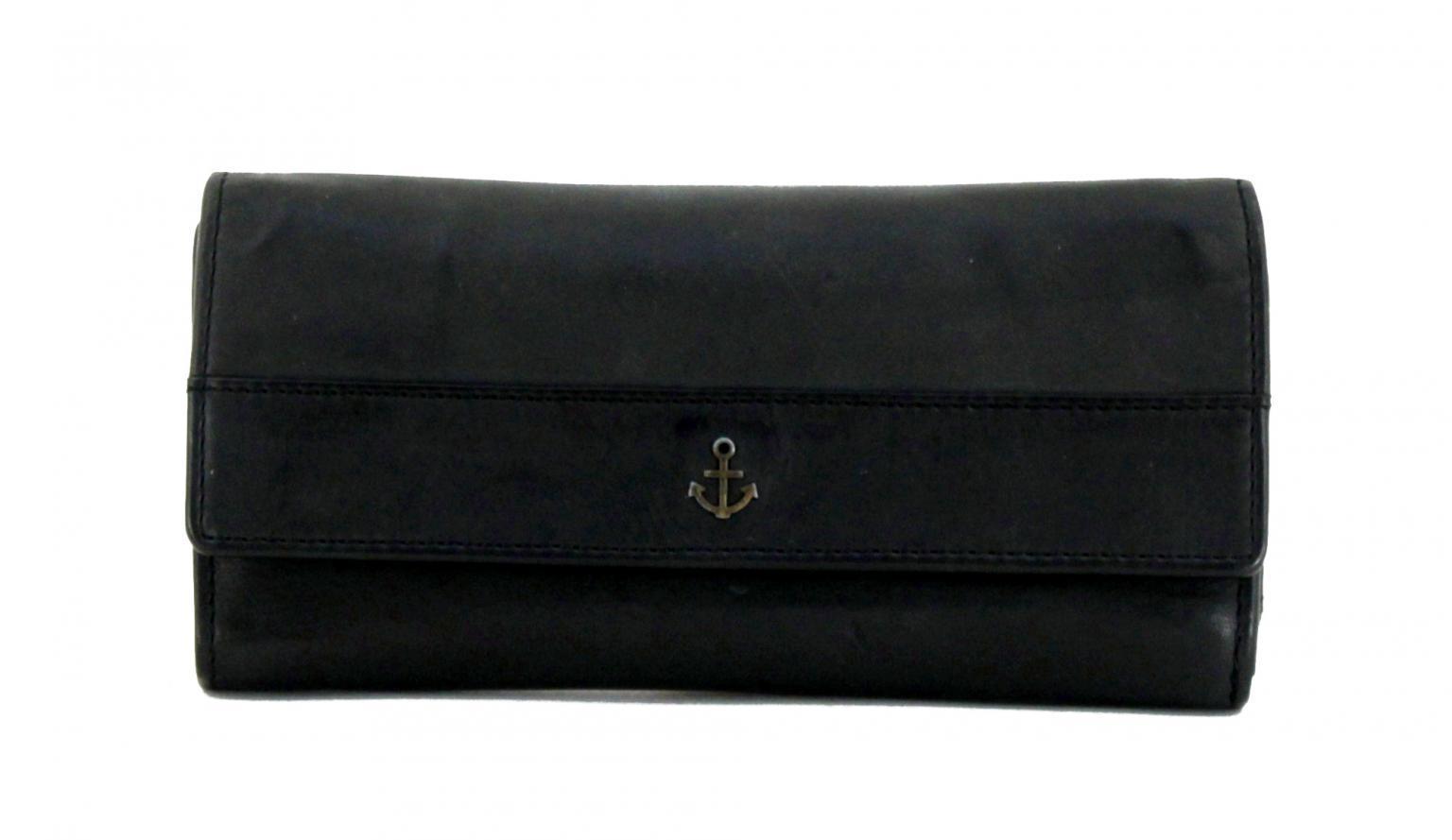 Harbour 2nd Geldtasche Fayette Ash Damen schwarz Überschlag