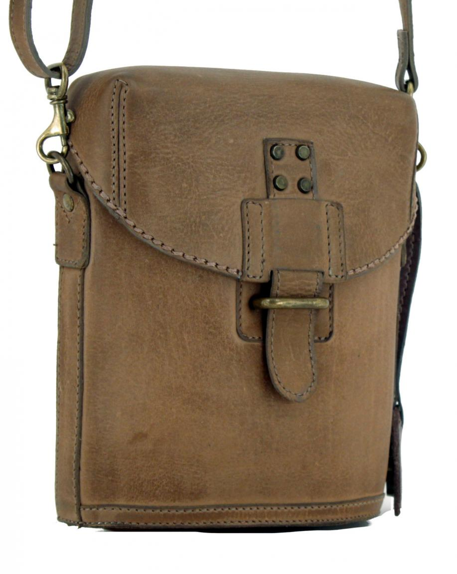 Harbour2nd Crossbody Bag Stone Grey graubraun