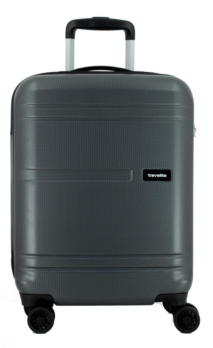 Hartschalenkoffer Handgepäck Travelite Yamba S 55cm Anthrazit